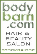 The Bodybarn - Hair, beauty and holistic salon