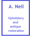 A. Neil - Upholstery and antique restoration service
